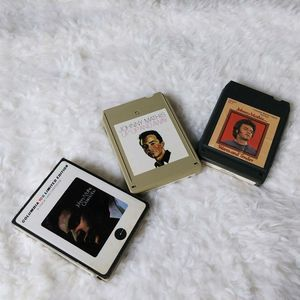 Other - Johnny Mathis 8-Track Tape Lot (3)